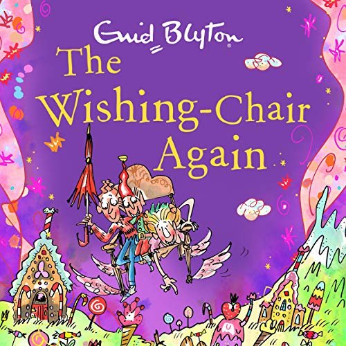 The Wishing-Chair Again cover art