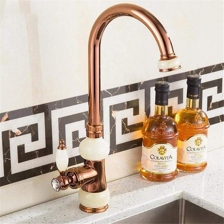 Wasserhahn Küche Bad Garten 360 Grad-Becken-Hhne-Einhandmischer-Wasserhhne Des Einzelnen Handgriffs Ctzl5308