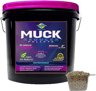 Shore-Tech Industries Black Label MUCK Pellets Commercial Grade Class-1 Bacteria Enzymes Probiotics Bio-Vitamins (1 lb)