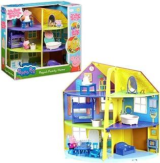 Peppa Pig Peppa Pig Family Home Playset 06384