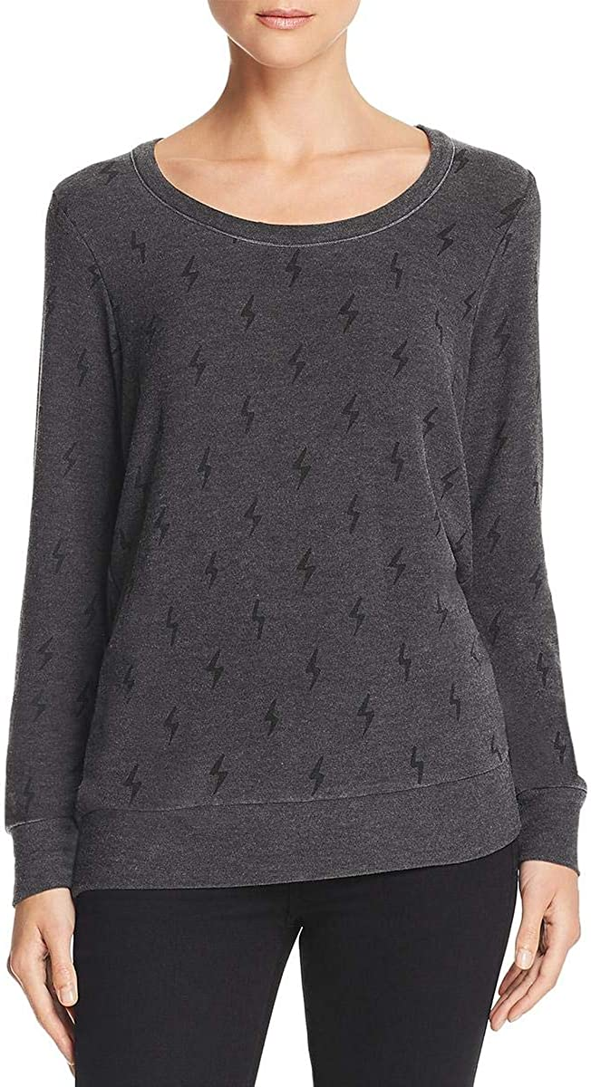 CHASER Bolts Cozy Knit Pullover