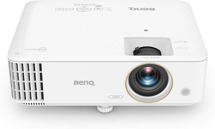 Videoproiettore benq th685  dlp hdr 1080p 3500lm, hdmi, 3d, latenza bassa per console da videogiochi