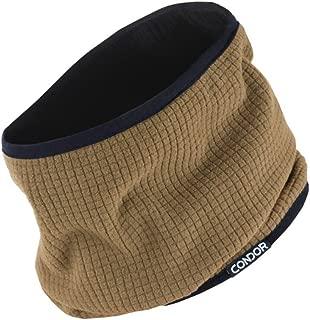 Reversible Neck Gaiter, Neck Cover Warmer, Fleece Face Mask