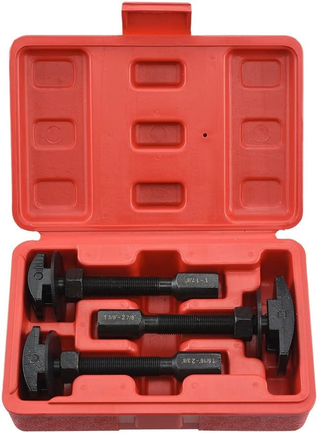 3PCS Translated Set Rear Axle Topics on TV Bearing Extract Repair Puller Ins Service