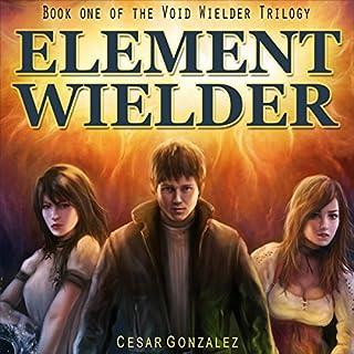 Element Wielder audiobook cover art