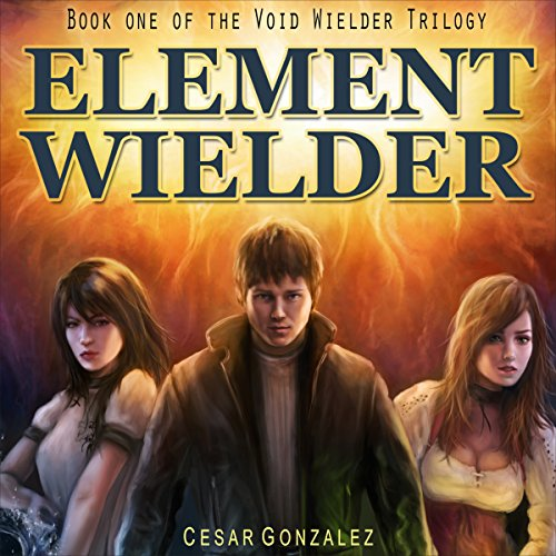 Element Wielder audiobook cover art