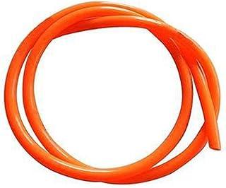 Trwały 1 SZTUK AUDEW 1M Pomarańczowy Motocykl Dirt Bike Paliwa Paliwa Dostawa rurowa Rury Wąż Rury benzynowe 8mm O/D Lekka...