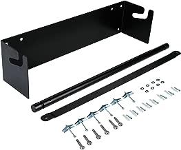 MINIBEAR Wall Mounted Kraft Paper Roll Holder/Dispenser with Cutter Bar- Fit 24