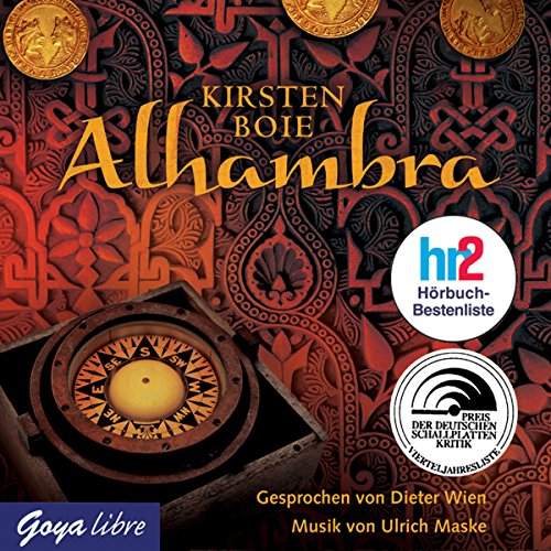 Alhambra Titelbild