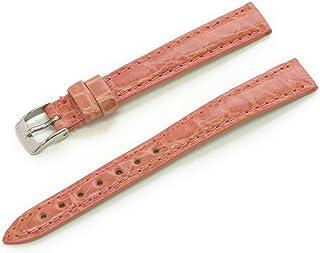 MORELLATO[モレラート] クロコダイル(ワニ革) 時計ベルト TRACY トレイシー 12mm パステルピンク 交換用工具付き X2197052287012M