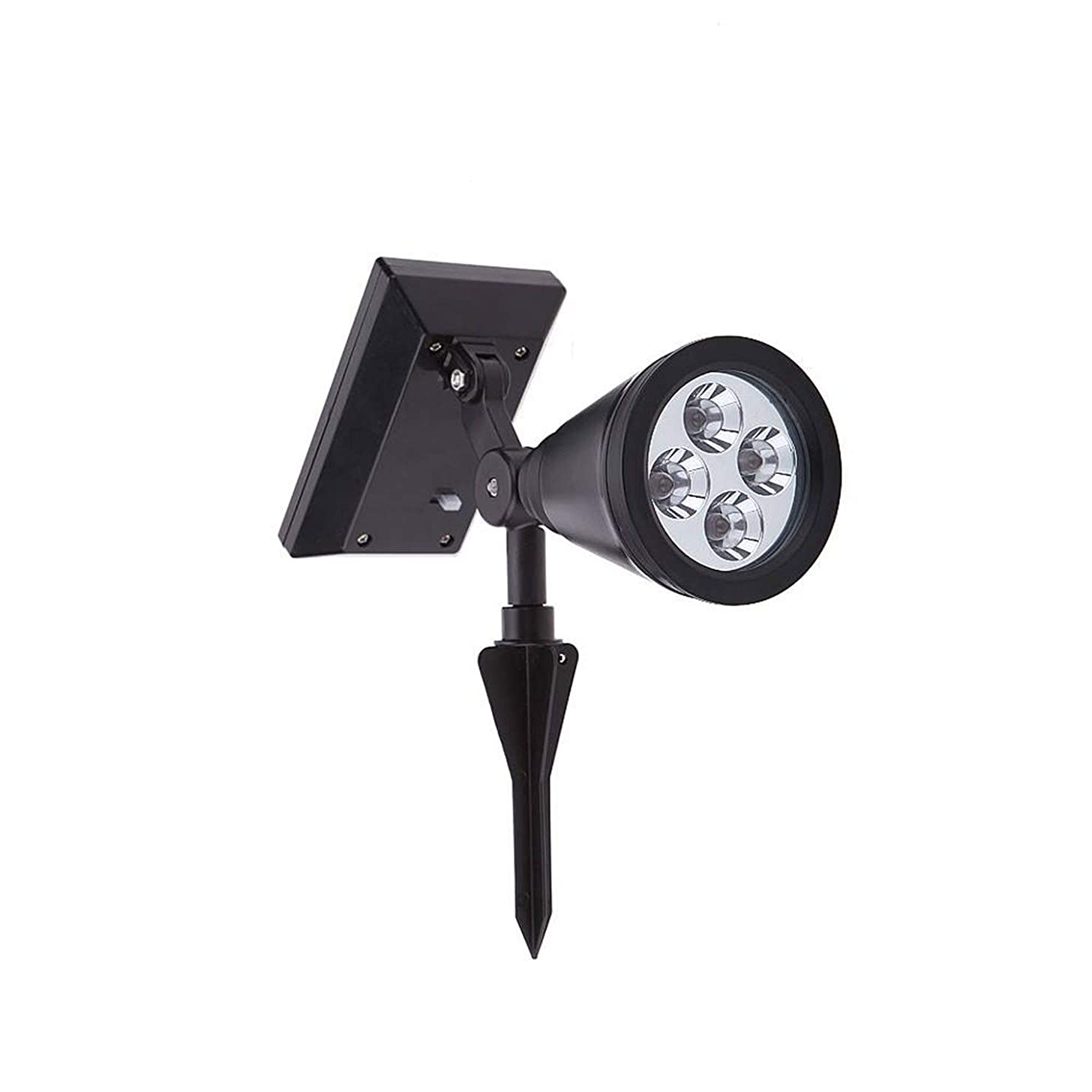 SHUTAO 4W Solar Powered Panel 3 LED Light Lamp USB 5V Cell Mobile Phone Charger