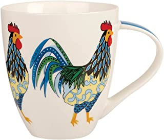 Churchill Couture Rooster Fine China Gift Coffee Mug