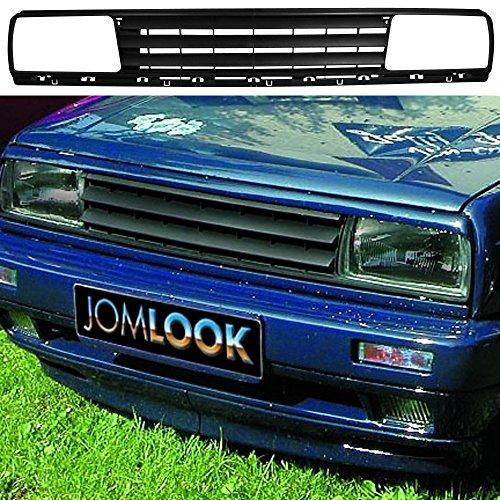 JOM Car Parts & Car Hifi GmbH 165853653OE Kühlergrill ohne Emblem, schwarz