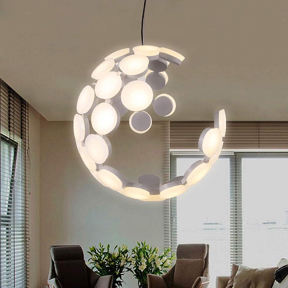 Kuandar chandelier,lampadario a soffitto ,moderno creativo sferico RYYABC196