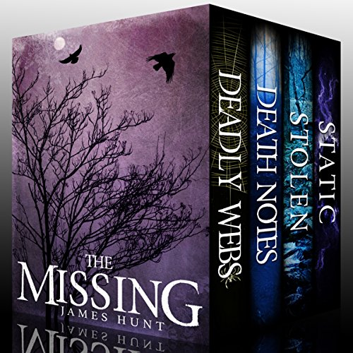 The Missing Super Boxset audiobook cover art