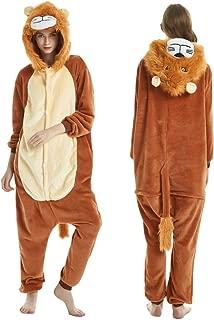 Animal Onesie Adult Pajamas Cosplay Costumes One Piece Hallween Christmas Sleepwear for Women Men