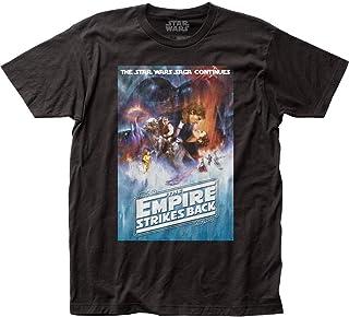 Star Wars ESB - Camiseta de punto ajustada