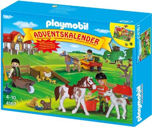 Playmobil 4167 - Adventskalender Reiterhof