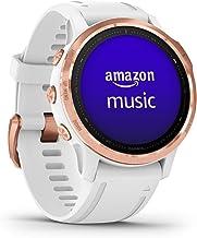 GPS-horloge voor volwassenen, Fenix 6S Pro, 42 mm, Rosegold