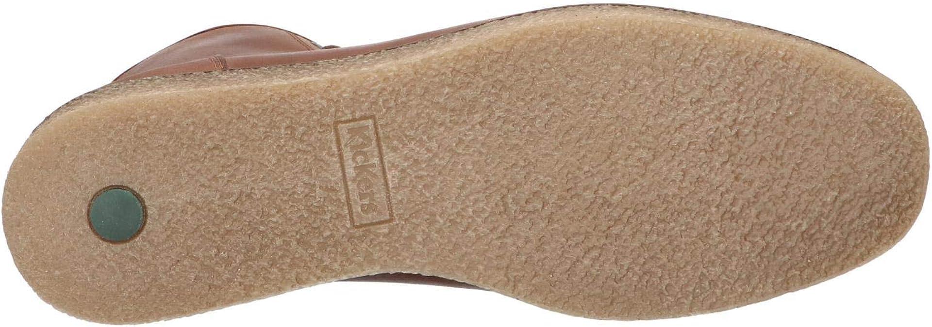 Kickers Boots für Damen 73664050 ZENZOU 9 Marron Schuhgröße 40