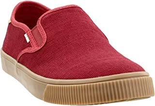 TOMS Men's Baja Heritage Canvas Ankle-High Fabric Slip-On Shoes