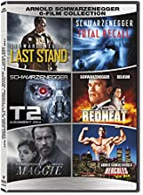 Arnold Schwarzenegger 6-Film Collection [DVD] [Import]