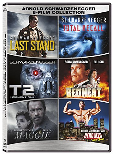 Arnold Schwarzenegger: 6-film Collection (DVD)