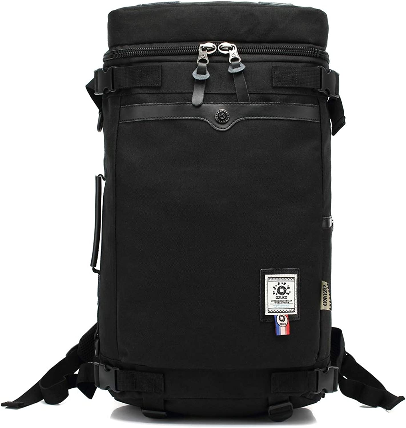 Fashion Travel Backpack MultiFunction Large Capacity Mountaineering Bag Casual Outdoor Handbag for Men 18 Inches