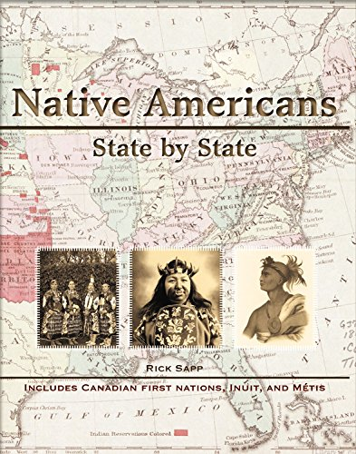 Native Americans State by State