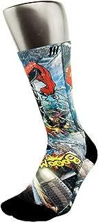 Spiderman 2 Custom Elite Socks