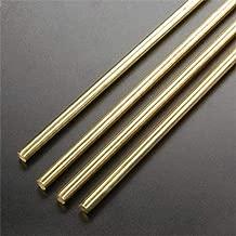 K & S PRECISION METALS 1166 5/16 x 36 Brass Round Rod
