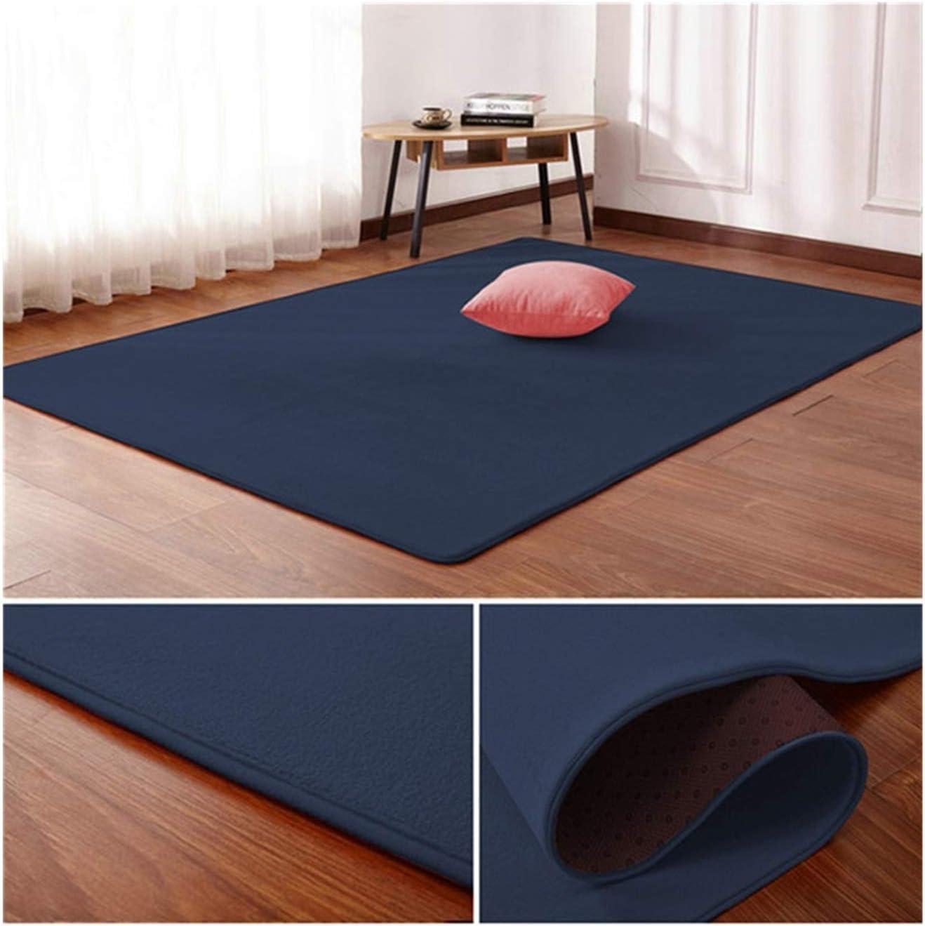WAZG SYBLD Nordic Coral Velvet Carpet Room Floor Free shipping Bedr Mat Department store Living
