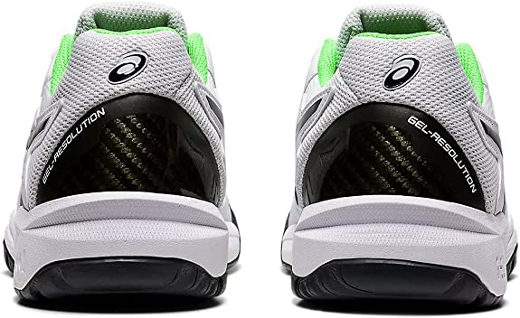 Amazon.com | ASICS Kid's Gel-Resolution 8 Clay GS Tennis Shoes ...