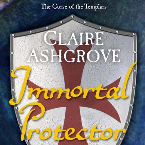 Immortal Protector audiobook cover art