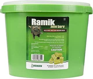 Ramik Mini Bars, 64 x 1 oz (4lb) Pail