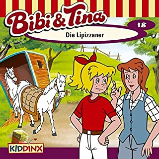 Die Lipizzaner audiobook cover art