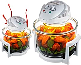 JINRU Electric Fryer Mini Halogen Oven 12L 220V Turbo Oven 1300W Conventional Infrared Super Wave Oven Electric Fryer