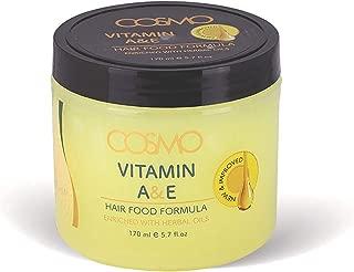 Cosmo Vitamin A and E Hair Food Formula, 170ml