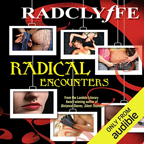 Radical Encounters audiobook cover art