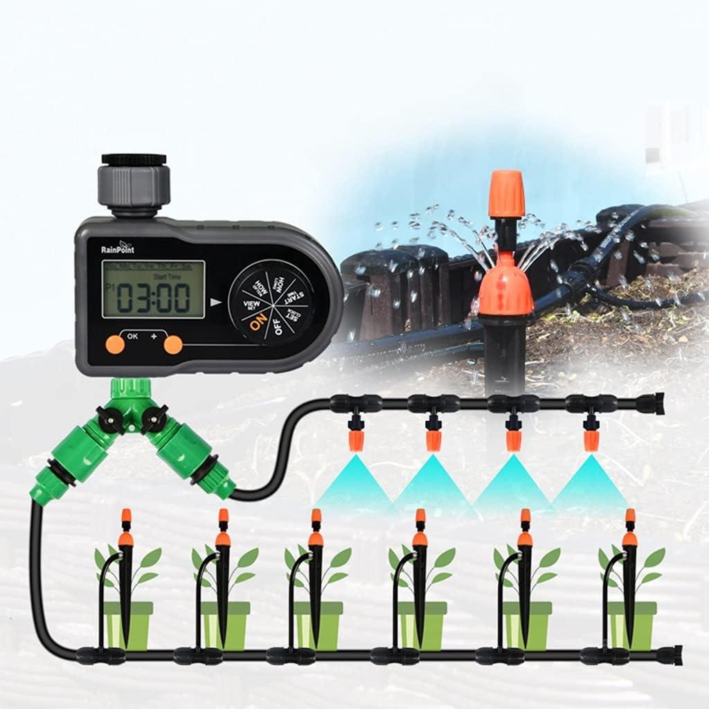 safety BBGS Micro Drip Irrigation Adjust Garden overseas System Kit