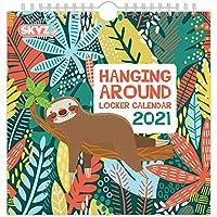 SKYZ by Lang Artsy Animal 8X8 カレンダー (21991103001)