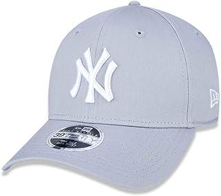 BONE 39THIRTY ABA CURVA FECHADO MLB NEW YORK YANKEES ABA CURVA CINZA NEW ERA