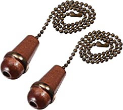 Best antique brass pull chain Reviews