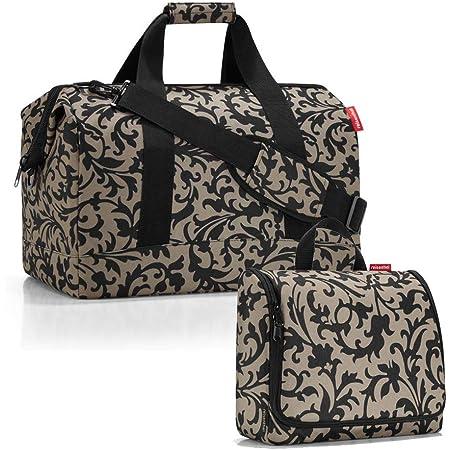 reisenthel Allrounder L mit toiletbag XL und wahlweise mit extra Zugabe Reisetasche Waschtasche