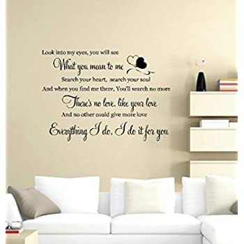 44 Colors There/'s no place like Home Vinyl Decal Wall Free /& Fast Shipping!