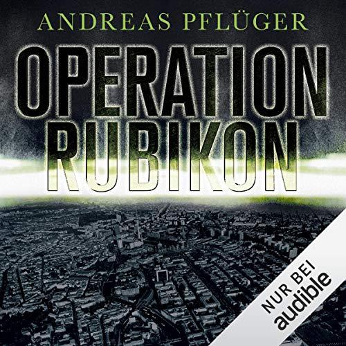 Operation Rubikon audiobook cover art