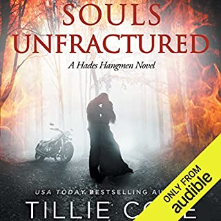 Souls Unfractured                   By:                                                                                                                                 Tillie Cole                               Narrated by:                                                                                                                                 Douglas Berger,                                                                                        Violet Strong,                                                                                        J.F. Harding                      Length: 11 hrs and 53 mins     648 ratings     Overall 4.7