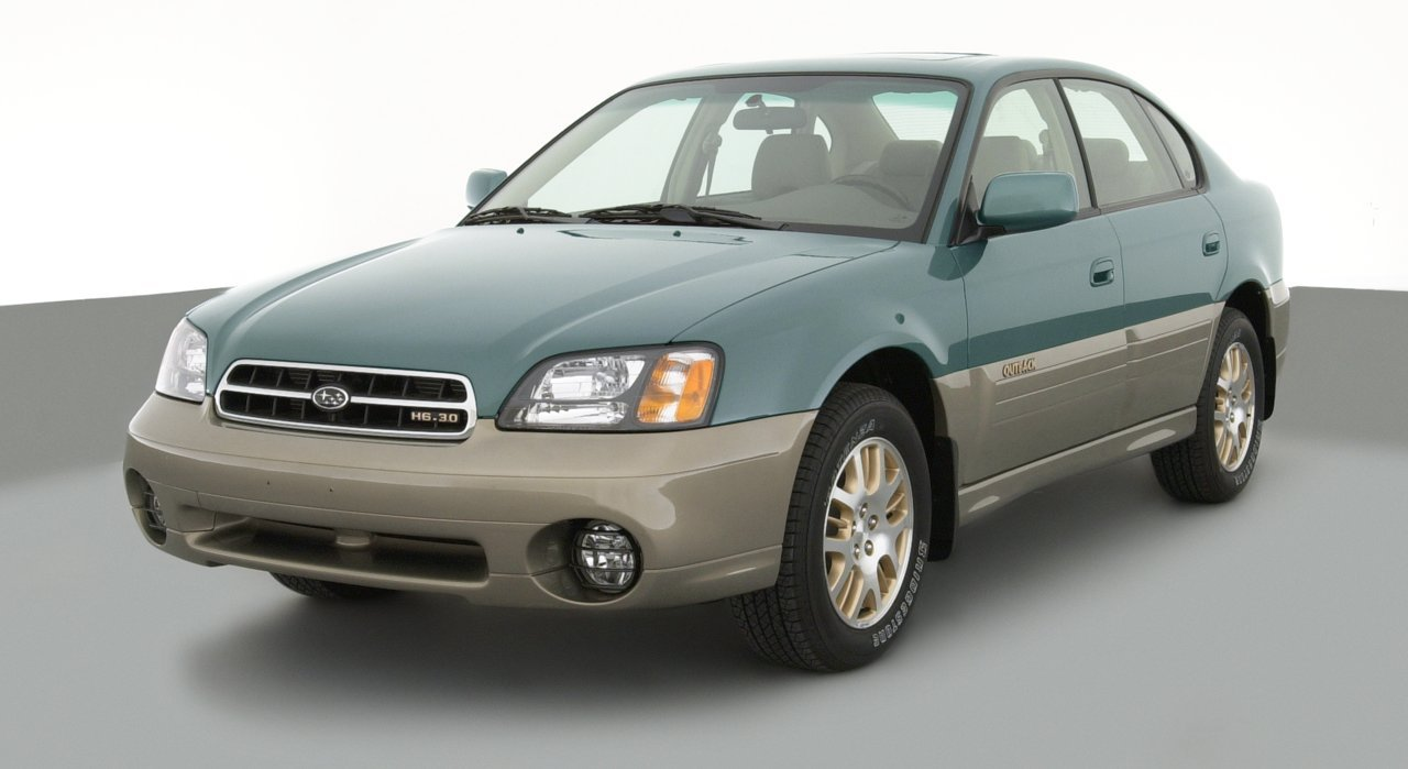 ... 2003 Subaru Outback, 4-Door Outback H6-3.0 Automatic Transmission ...
