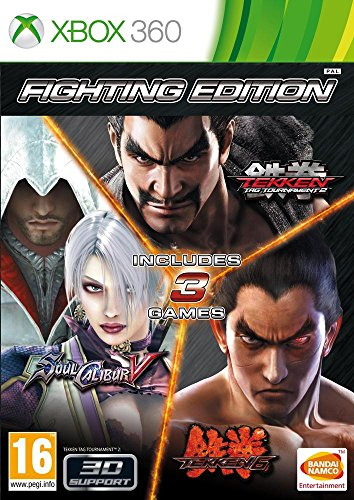 Fighting Edition: Compilation