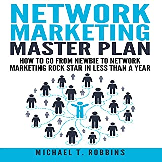 Network Marketing Master Plan Titelbild